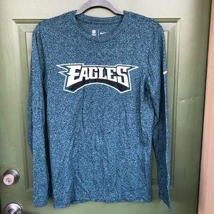 NFL Nike Eagles Top